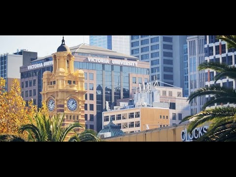Study in Melbourne at Victoria University