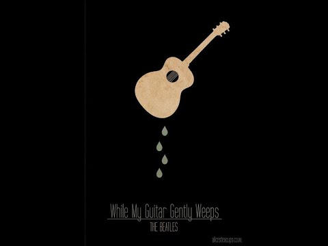 Jeff K - Previously Unreleased Acoustic Version 'While My Guitar Gently Weeps'