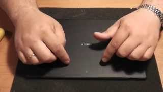 видео Ремонт   планшета  Sony Tablet Z3 Compact