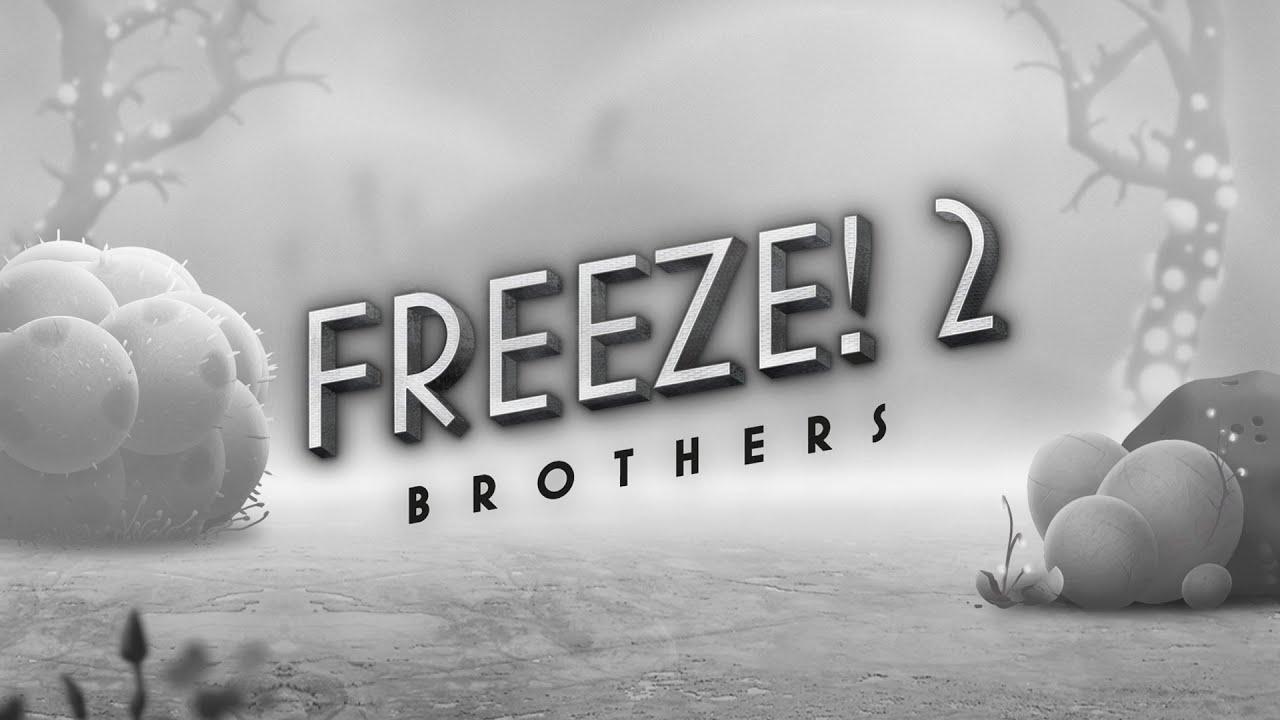 لعبه الالغاز والفيزياء الرائعه : Freeze! 2 – Brothers v1.13 مدفوعه