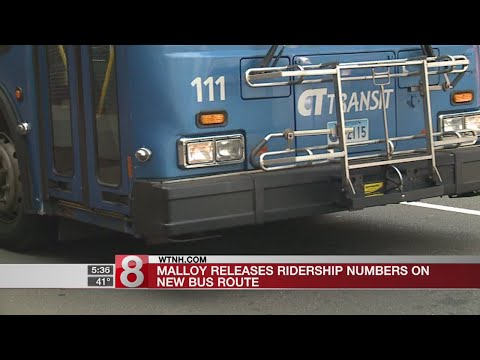 Ridership rising on new CT Transit bus routes