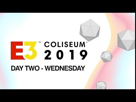 E3 Coliseum 2019 Day 2: Wednesday With Jablinski Games Live, CD PROJEKT RED And More