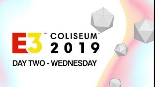 E3 Coliseum 2019 Day 2 Wednesday with Jablinski Games Live CD PROJEKT RED and More