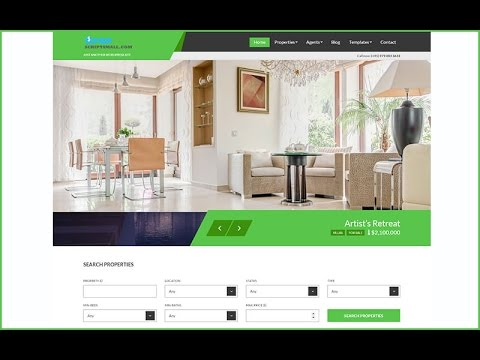 PHP Property Listing Script | Real Estate Classifieds Software