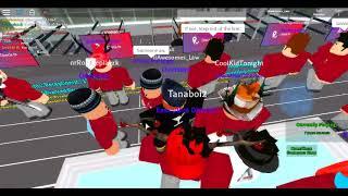 SHR Shift - France Norwegian Resort - France PARTIE ROBLOX 3