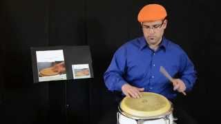 AFRO-CUBAN PERCUSSION TUTORIAL #2 by Javier Diaz: RUMBA CLAVE