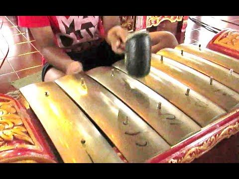 SARON MELODI Sampak Pelog Barang - Javanese GAMELAN Music Jawa