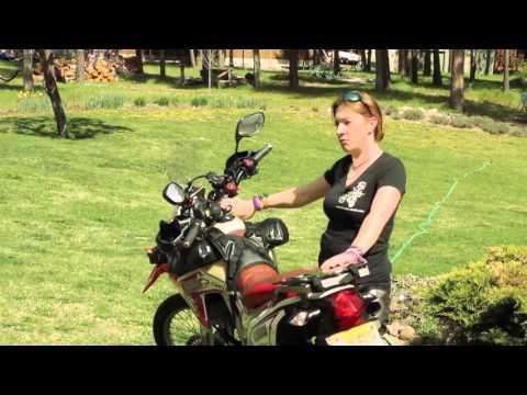 Honda CRF250L Review | Steph Jeavons gives a Honda CRF250L review
