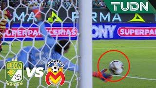 ¡JJ Macías da el primer aviso!   León 0 - 0 Morelia   Liga Mx - AP 19 - Cuartos de final   TUDN