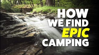 Tuesday Talk: Where to Find the Best Camping