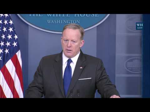 3/21/17: White House Press Briefing