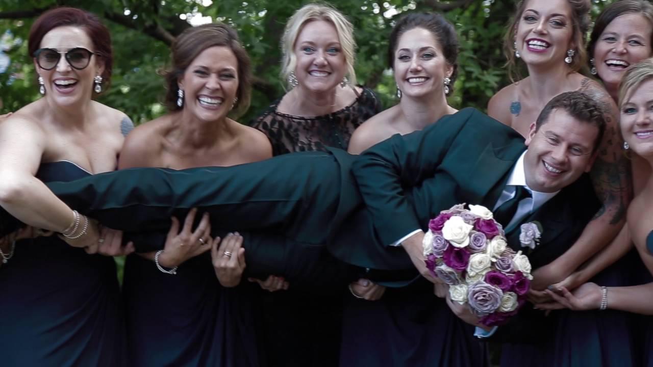 Minnesota Wedding Minneapolis Wedding Videography Youtube
