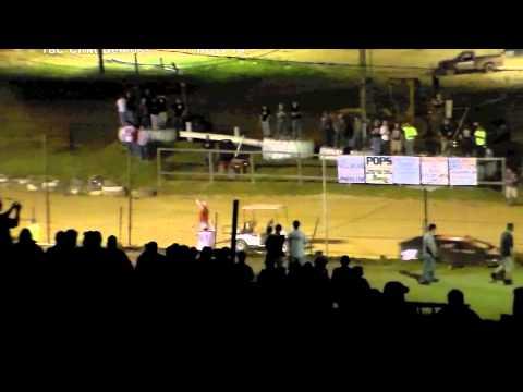 Cedar Ridge Speedway Bluegrass Bash 6 4-14-12
