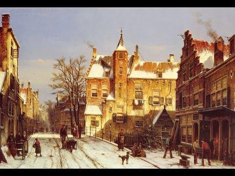 Willem Koekkoek (1839-1895) Dutch painter ✽ Scent Of A Lifetime - Ernesto Cortazar