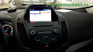 видео Штатная магнитола Redpower 31151 для автомобилей Ford Kuga II (2012+) c DVD