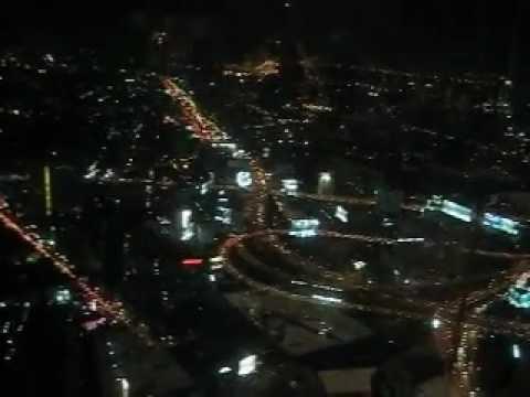 Ăn tối tại Tòa nhà 84 tầng Cao nhất Bangkok Thái lan - BanxeOto - OtoNhapkhau