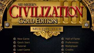 Civilization III Menu Music