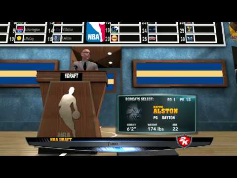 1999 Draft - NBA 2K14 (PC) - Ultimate Base Roster