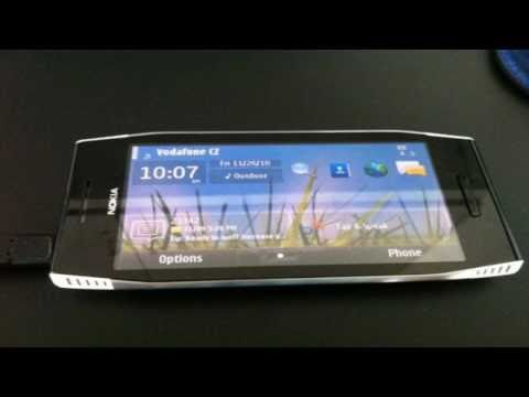 Nokia X7-00 Review - ( Full 720P HD) 2011