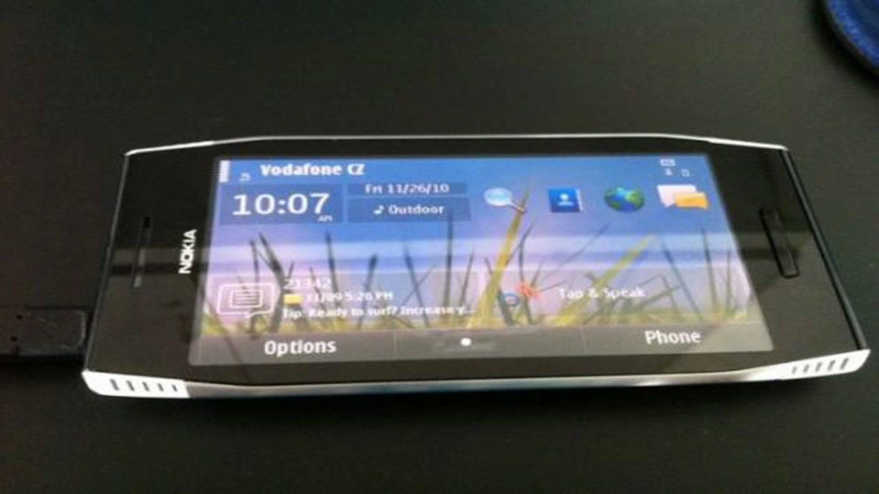 Nokia x7 00 software - Nokia X7 00 Software 18