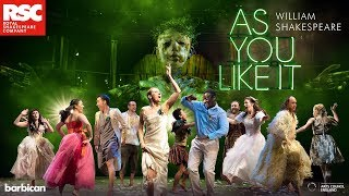 As You Like It - Barbican Theatre