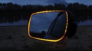 Обогрев боковых зеркал, делаем самостоятельно.