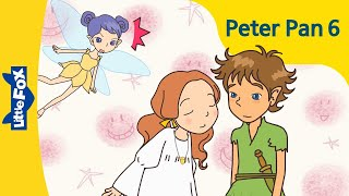 Peter Pan 6: Learning to Fly | Level 6 | By Little Fox