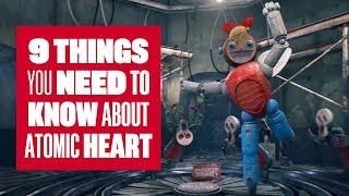 9 Things You Need To Know About Atomic Heart