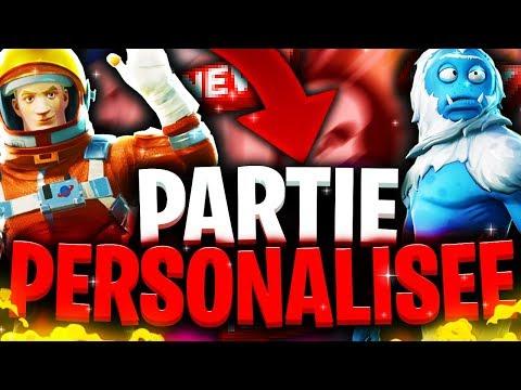 🔴[live-fortnite]-parties-personnalisÉes-toute-la-journÉe-+-boutique-fortnite-du-27/01/2019-a-1h-!