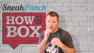 Long & Short Hook - How to Box