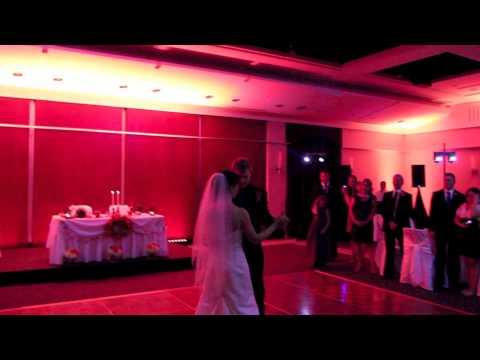 Nicole & Russell 's Wedding Reception Part 1 At Centre Mont-Royal Montreal Wedding DJ