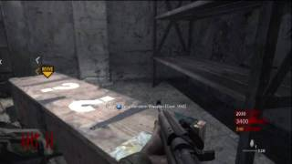 Tutorial - Multiple Weapons Glitch, Works In All Waw Zombies