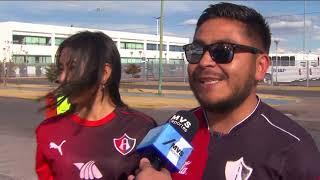 COLOR LOBOS VS ATLAS | JORNADA 6 - CL 2018