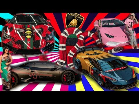 My Top 10 Favorite Lamborghini Huracán Custom Wraps