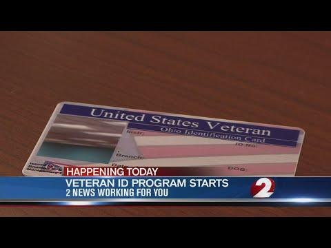 Veteran ID Cards Begin Tuesday