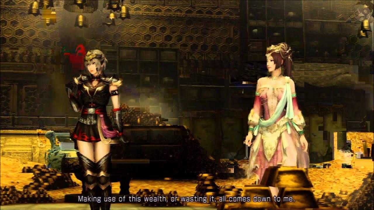 Dynasty Warriors Nude 28