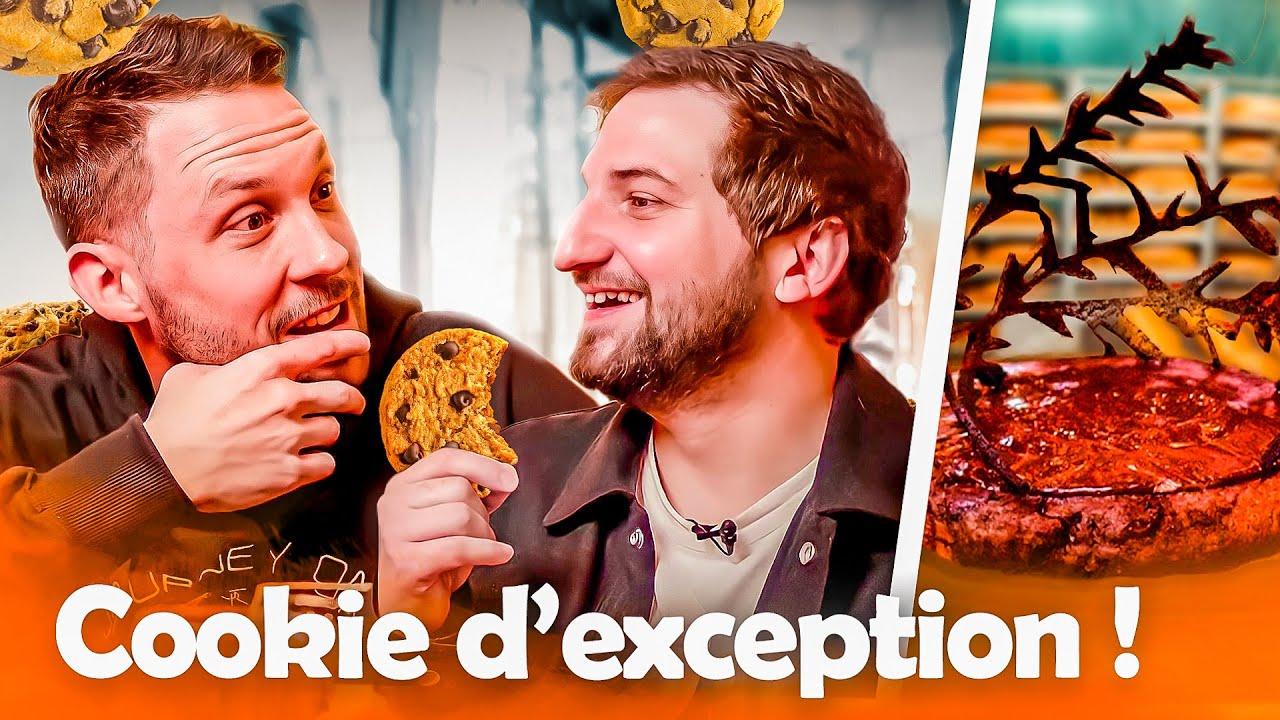 Cookies à 10 Centimes VS Cookies D'EXCEPTION avec Benjamin Tranié !