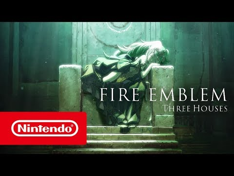 Fire Emblem: Three Houses - E3 2018 Trailer (Nintendo Switch)