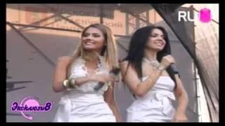"""Инь-Ян"" - ""Пофиг"" на концерте RU.TV"