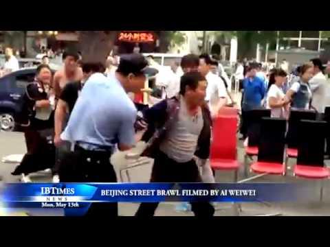 Beijing Street Brawl Filmed by Ai Weiwei