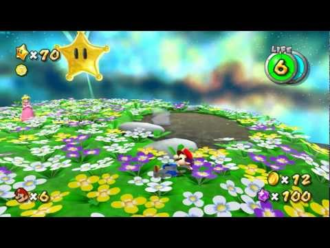 Let's Play -- Mario Galaxy 2 (1080p), Part 38 -- Bowser's Galaxy Generator, Grand Star #6