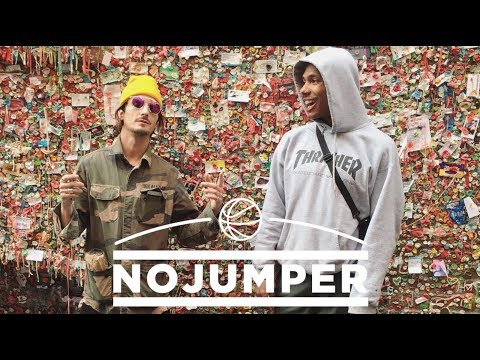The Boo Johnson & Dane Vaughn Interview - No Jumper