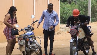 chief imo onye okada epispde 2 || 2019 nollywood comedy movies | lady lands imo in trouble - Chief Imo Comedy
