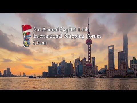 2018 3rd Annual International Shipping Forum - China (Shangh