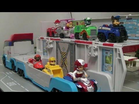 Paw Patrol Patroller Toys 퍼피구조대 장난감