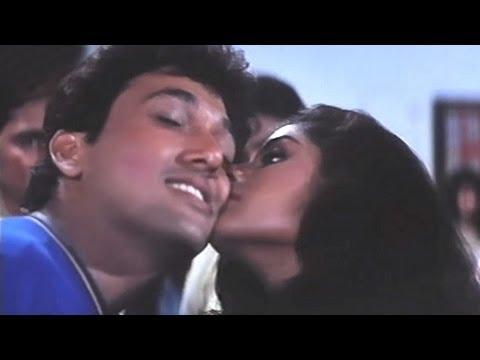 Govinda, Divya Bharti - Shola Aur Shabnam Comedy Scene - 7/20
