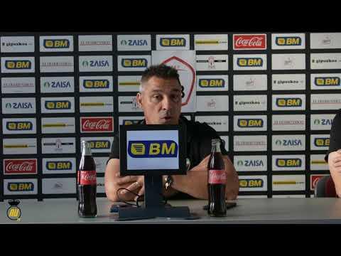 Jornada 6: Rueda de prensa de Javier Olaizola, entrenador del Arenas Club