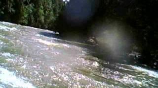 Lieser 2012 Hochwasser