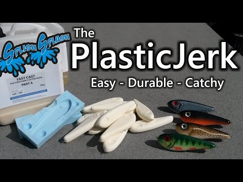 The Plastic Jerk - Easy, durable and catchy