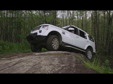 Jaguar Land Rover Canada Driving Challenge Trials 2017